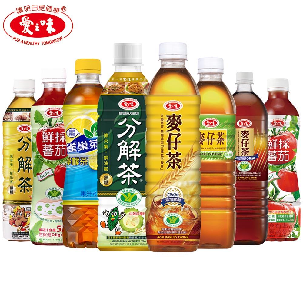 ~愛之味~飲品系列 10箱^(240入裝^)