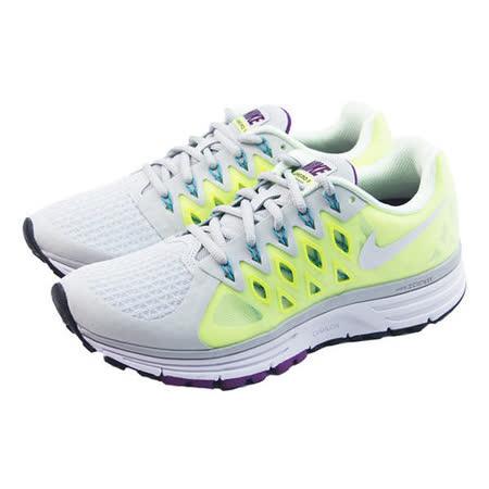 (女)NIKE WMNS NIKE ZOOM VOMERO 9 慢跑鞋 灰/螢光黃-642196007