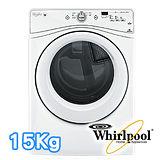 Whirlpool惠而浦 15公斤滾筒乾衣機-電力型 (WED70HEBW)