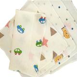 【10條入】日本高密度雙層印花小手帕