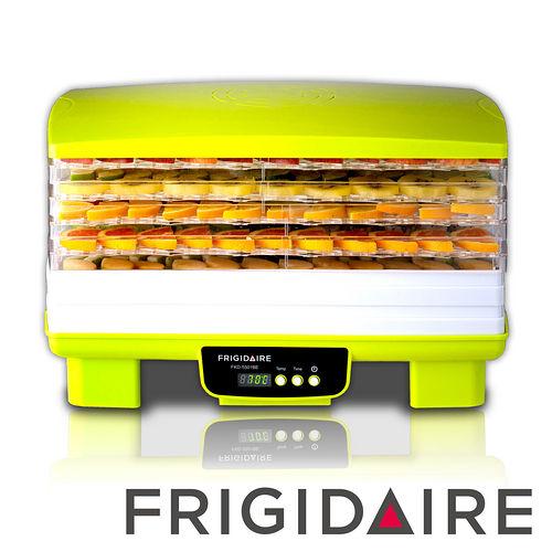 美國富及第Frigidaire 電子式低溫健康乾果機 恆溫精緻按時功能 FKD-5501BE