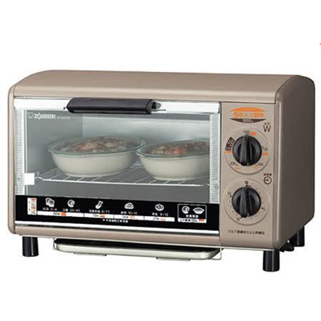 ZOJIRUSHI 象印 幸福美味 1000W 電烤箱 ET-SYF22