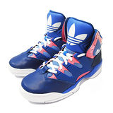 (女)ADIDAS GLC W 休閒鞋 藍/粉紅-M19477
