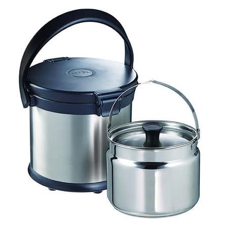 【掌廚】利烹 Lipon 超真空雙層不鏽鋼保溫燜燒鍋4.5L SP-1510