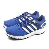(大童)ADIDAS DURAMO 6 K 慢跑鞋 藍/白-B32721