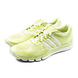 (女)ADIDAS ADIPURE 360.2 W 慢跑鞋 黃/白-B40965