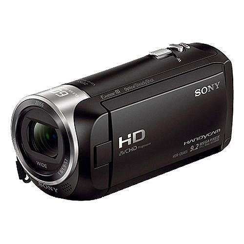 SONY HDR-CX405 Full HD 高畫質數位攝影機(公司貨)-加送32G記憶卡+原廠電池+專用電池+專用座充+小腳架+讀卡機+保護貼+清潔組+戶外腳架