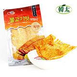 【韓太】韓式辣烤魷魚乾(23g)