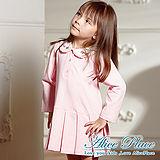 【Alice Place】玫瑰蕾絲網球洋裝