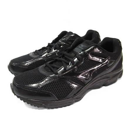 (男)MIZUNO美津濃 MAXIMIZER 17 慢跑鞋 黑-K1GA150289