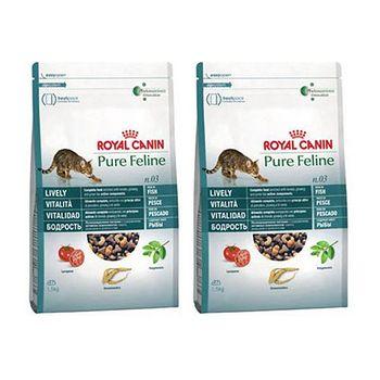 ROYAL CANIN法國皇家 元氣四物補PF3 貓飼料 1.5公斤 x 2包