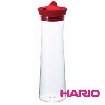 HARIO HARIO Gmark酒紅冷水壺1000ml WJ-10-R