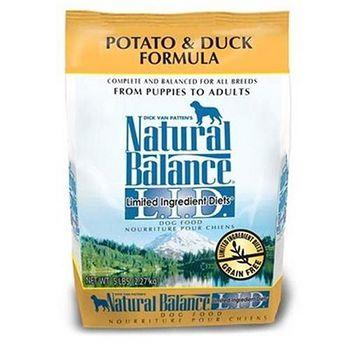 Natural Balance 低敏系列 無榖馬鈴薯鴨肉 - 全犬 26磅 x 1包
