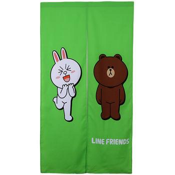 LINE我愛熊大-門簾(85*150cm)