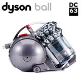 Dyson DC63 motorhead complete 數位馬達圓筒式吸塵器 銀藍款{內贈5原廠配件吸頭}