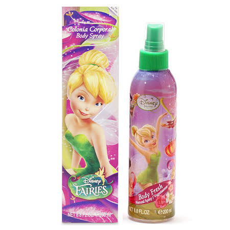 Disney 迪士尼 Fairies 奇妙仙子 香水身體噴霧 200ml