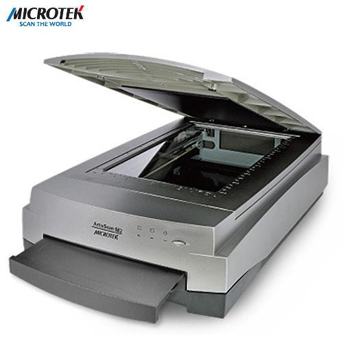 Microtek 全友ArtixScan M2 底片相片專業應用雙平台掃描器