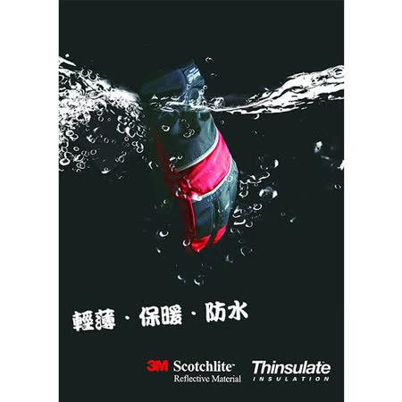 【3M】保暖防水反光手套(適用女性/青少年)