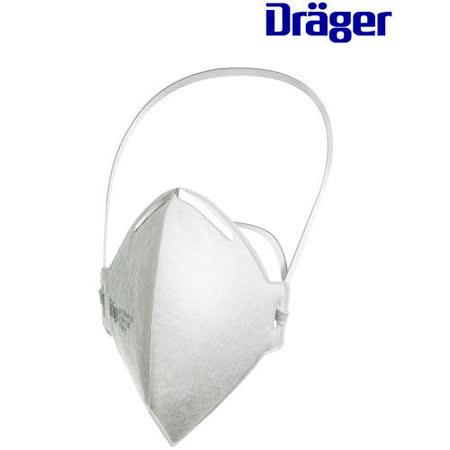 德國Drager低抗阻高防護世界頂級N95 口罩X-plore 1750(20入)