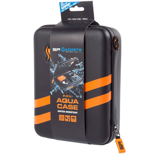 GoPro 專用硬殼防papago p1水收納包SP GADGETS POV AQUA Case #530080