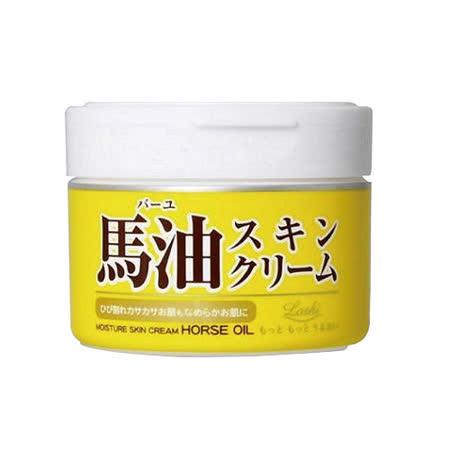 日本北海道 LOSHI 馬油護膚霜 (220g) 2入