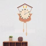 創意趣味DIY  壁貼掛鐘 (復古鐘錶)