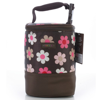 【Colorland】母乳保冷運輸袋副食品保溫袋(法國小花)