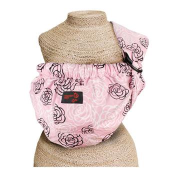 【SMART KIDS】初生嬰兒透氣背帶(粉紅玫瑰)