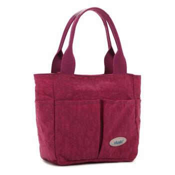 【YABIN】時尚媽媽包設計款小號媽咪包(洋紫色)