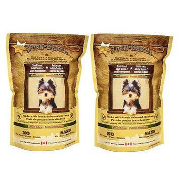 Oven-Baked烘焙客 高齡/減重犬 雞肉口味 小顆粒 1公斤 x 2包