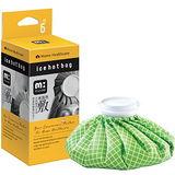 muva冰熱敷雙效水袋-綠格-6吋