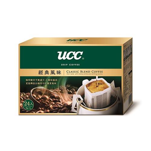 UCC 風味濾掛式咖啡8g^~24