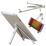鋁合金可調式平板手機架