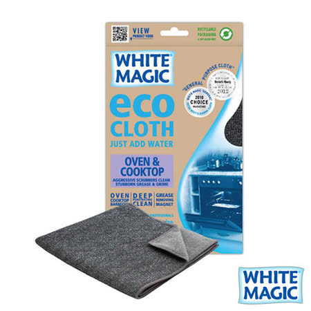 【WHITE MAGIC】澳洲進口爐具流理台專用廚房抹布