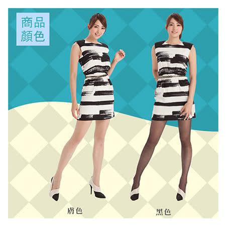 【儂儂non-no】0D輕壓力褲襪-儂儂2號褲襪(6雙/組)