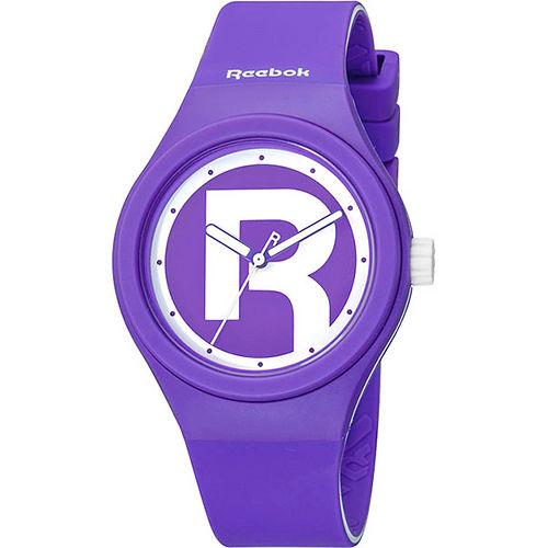 Reebok DROP RAD潮流時尚腕錶-紫