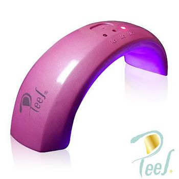 Peel 定時極速光可攜式LED光療機 _