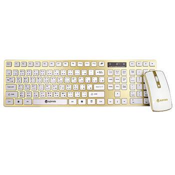 KINYO 無線鍵鼠組 GKBM-885 2.4G