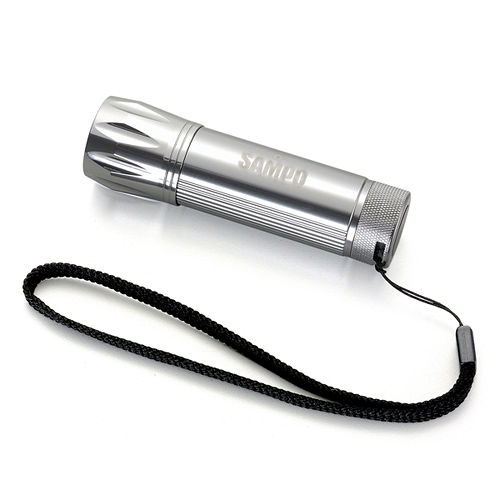 ~SAMPO~聲寶9LED鋁合金手電筒 LF~R701EL