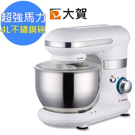 【DaHe】麵糰大師 變速多功能美食攪拌麵糰機(強力型) TM-8020