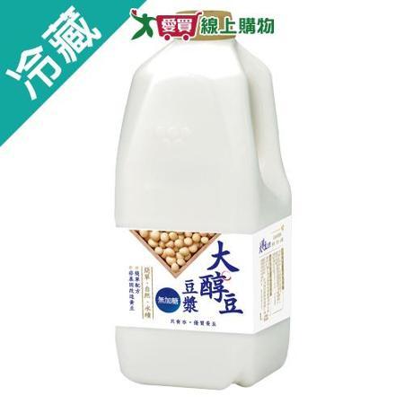 味全大醇豆無糖豆漿 1857ml