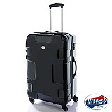 American Tourister PUZZLE LITE 變形金剛21吋四輪拉桿箱(黑色)