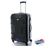 American Tourister PUZZLE LITE 變形金剛29吋四輪拉桿箱(黑色)