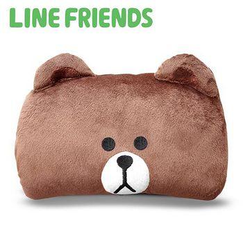 LINE FRIENDS 安全電子式暖敷墊-熊大 LN-HW01