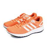 (女)ADIDAS DURAMO 6 W 慢跑鞋 橘/白-B39765