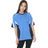 【SAIN SOU】MIT吸濕排汗短袖圓領T恤(女款)T26419