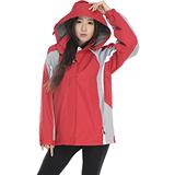 【SAIN SOU】防風防潑水透氣機能型可拆式防風帽外套(中性款)T27417