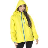 【SAIN SOU】防水/防風/透氣/可拆式防風帽外套(中性款)T27420