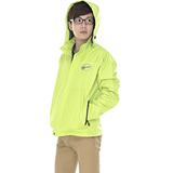 【SAIN SOU】防水/防風/透氣/可拆式防風帽外套(中性款)T27423