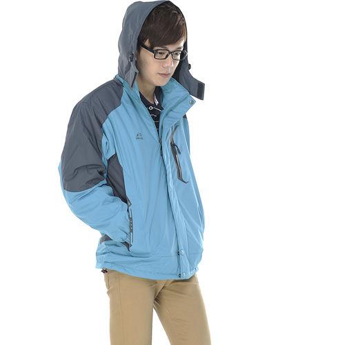 ~SAIN SOU~防水防風透氣可拆式防風帽外套 中性款 T27426